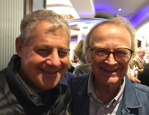 David Wood and Cameron MackIntosh