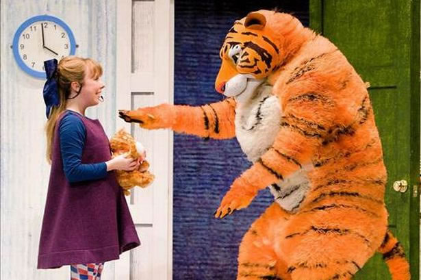 Review of The Tiger Who Came To Tea