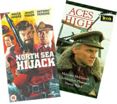 Aces High and North Sea Hijack